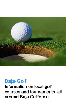 Baja Golf Courses
