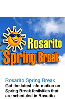 Rosarito Spring Break